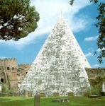 Piramide Cestia(apertura speciale)