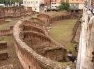 Ludus Magnus - la palestra dei gladiatori