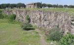 La colata lavica che arrivò alle porte di Roma: Capo di Bove e Cecilia Metella